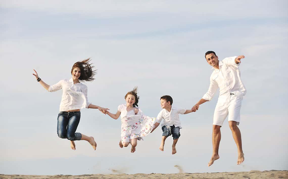 חופשה משפחתית מושלמת
