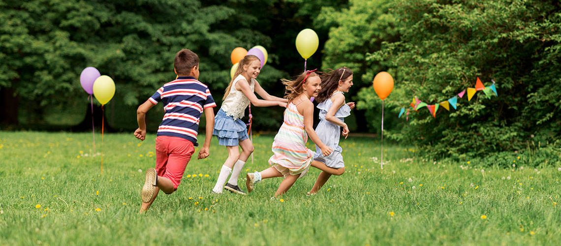 ילדים שמחים ומאושרים